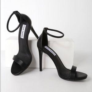 Steve Madden Soph Ankle Strap Heeled Sandals